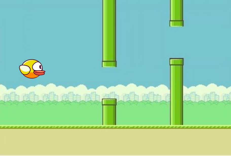 Tutorial Flappybird